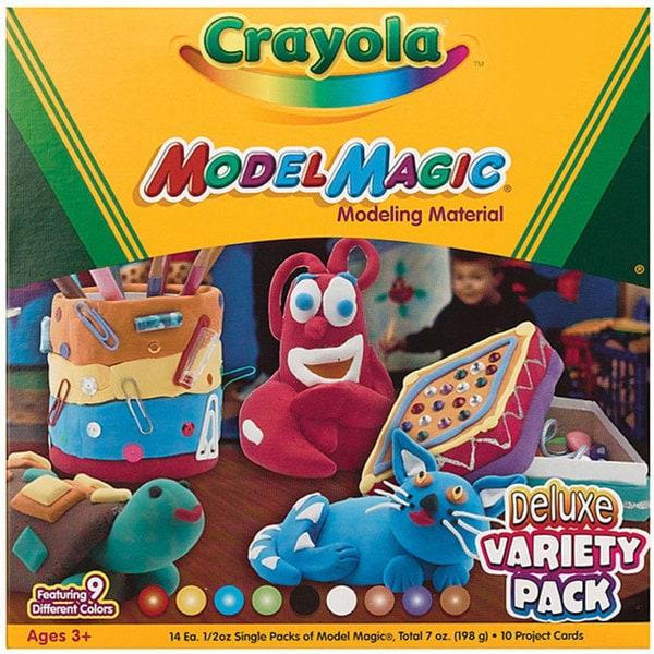 Crayola Model Magic Variety Pack