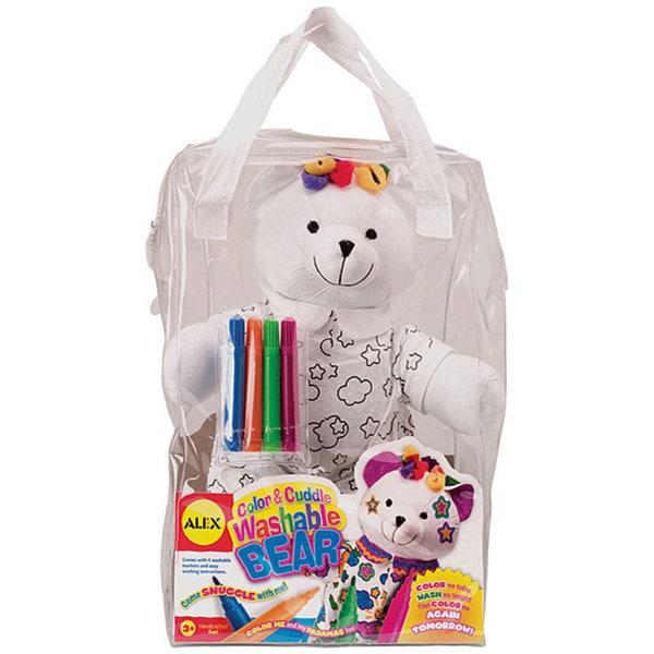 Color & Cuddle Washable Kit