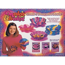 Makit & Bakit Decorative Bowls Kit