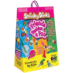 Shrinky Dinks 'Friends, Fashion and Fun' Craft Kit