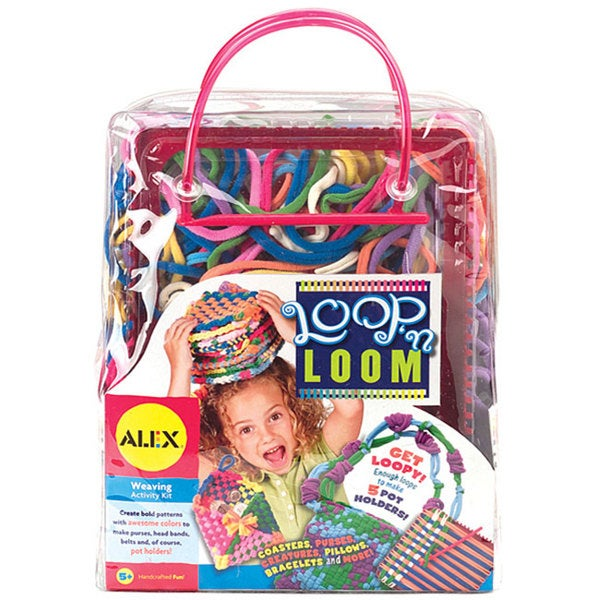 Other Art Supplies  Alex Super Embroidery Kit  1 Ct Was