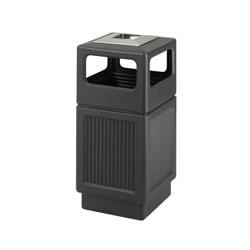 Safco Outdoor Canmeleon 38-gallon Waste Receptacle