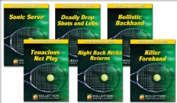 Nick Bollettieri's Stroke Instruction (DVD video)