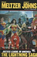 Justice League of America 2: Lightning Saga (Paperback)