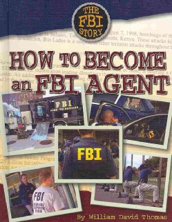 How to Become an FBI Agent (Hardcover)