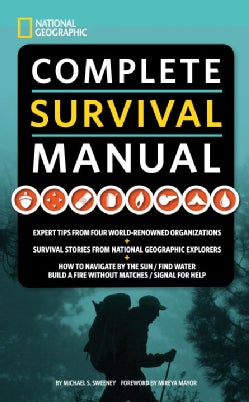 National Geographic Complete Survival Manual (Paperback)