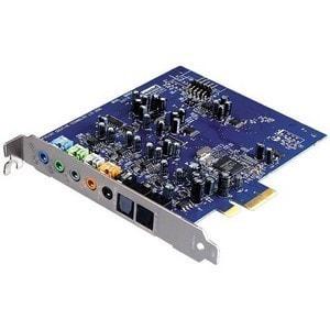 Creative X-Fi PCI Express Sound Blaster Xtreme Audio Sound Card