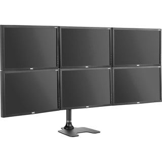 Spacedec Freestanding Multi Monitor Mount