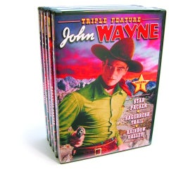 John Wayne: Classic Westerns Collection Vol 1 (DVD)