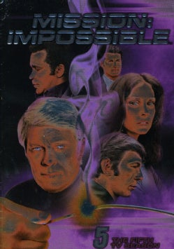 Mission Impossible: The Complete Fifth Season (DVD)