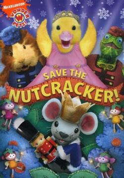Wonder Pets: Save The Nutcracker (DVD)