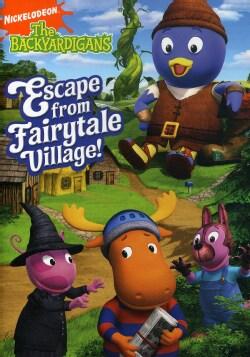 Backyardigans: Escape From Fairytale Village (DVD)