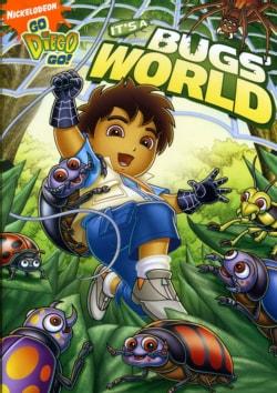 Go, Diego, Go!: It's A Bug's World (DVD)
