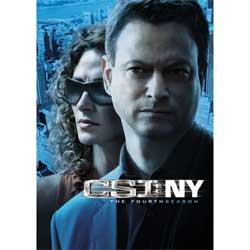 CSI: NY: The Complete Fourth Season (DVD)
