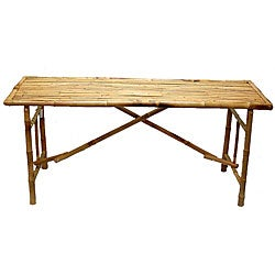 Bamboo Folding Table (Vietnam)