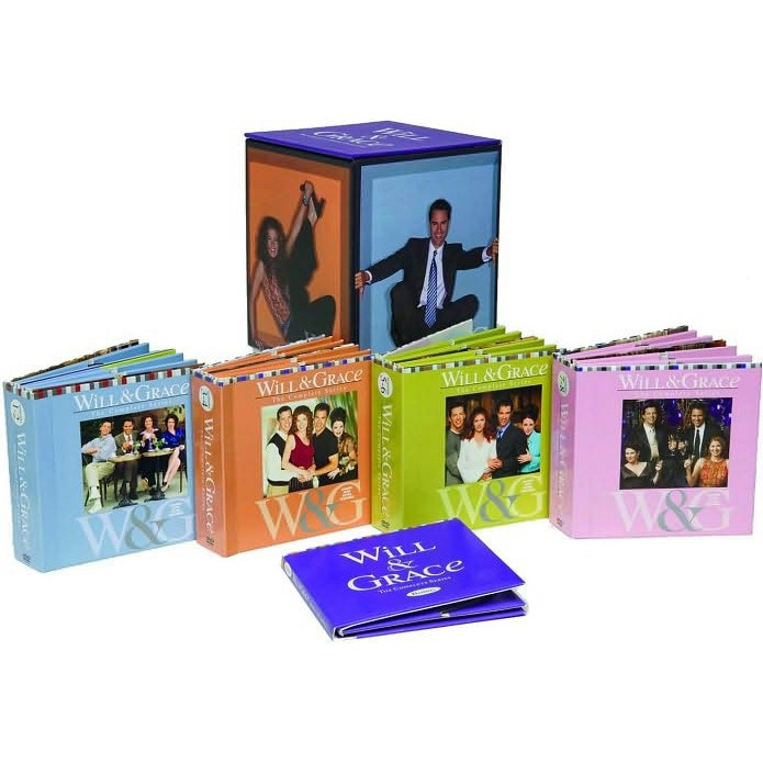 Will & Grace: The Complete Series Set (DVD)