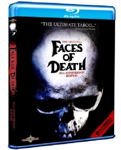 The Original Faces of Death (Blu-ray Disc)