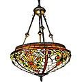Tiffany-style Classic Hanging Lamp