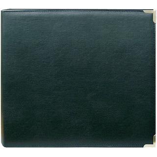 Pioneer Green 12x12 Memory Book Binder with 40 Bonus Pages