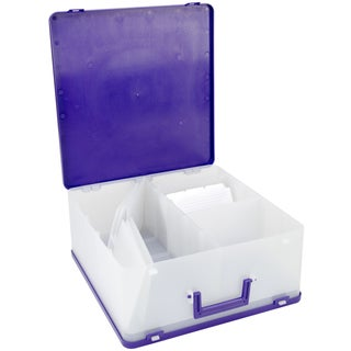 Cropper Hopper Purple Photo Case