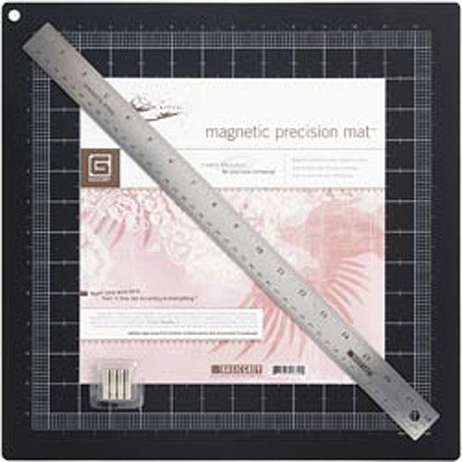 Magnetic 15x15-inch Precision Mat Kit