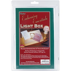 Darice Embossing Essentials Light Box