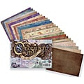 Once Upon A Time Matstack Paper with Glitter (Pack of 72)