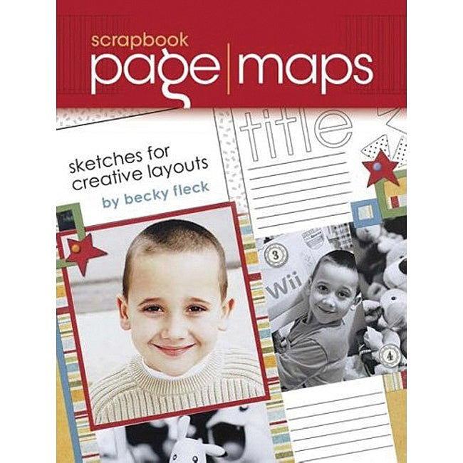 F&W Publications Memory Makers 'Page Maker' Book
