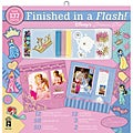 Hot Off The Press Finished In A Flash Scrapbooking Kit