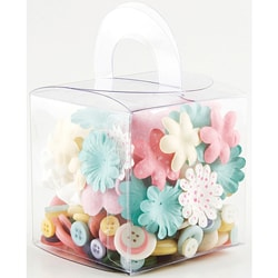 Making Memories Blossoms and Buttons Box Collection