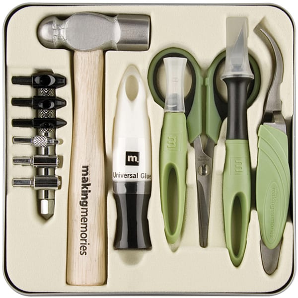 Making Memories Craft Tool Kit II