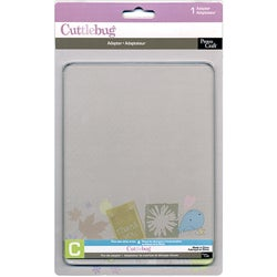 Cuttlebug Thin Die Adapter/ Cutting Pad