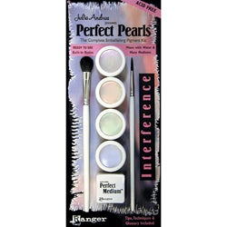 Perfect Pearls Four-Color Ink Set Made in USA