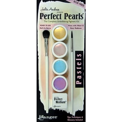 Perfect Pearls Four-Color Acid-Free Ink Set