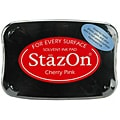 StazOn Cherry Pink Inkpad