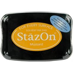 StazOn Mustard Inkpad
