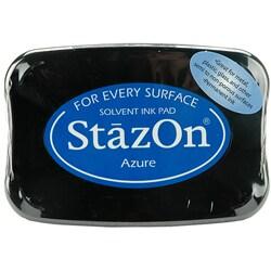 StazOn Azure Inkpad