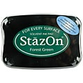 StazOn Forest Green Inkpad