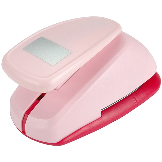 rectangle paper punch 2x3 rectangle paper punch model #r2030 paper punch cutter is used to punch paper for 2x3 inch buttons all metal construction entire circumference punched at once.