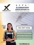 Aepa Elementary Education 01: Teacher Certification Exam (Paperback)