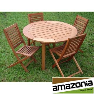 Amazonia Arlington 5-piece Patio Set