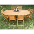 Liverpool 7-piece Outdoor Dining Set