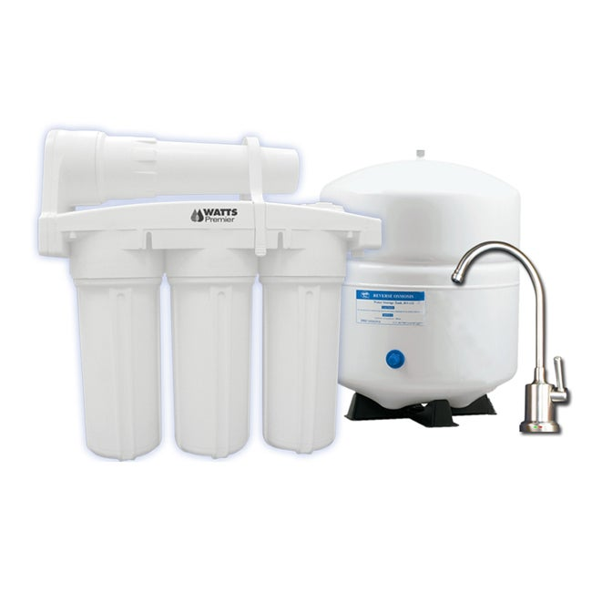 Four Stage Manifold RO Water Filter