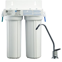 Two-stage Under-counter Water Filter