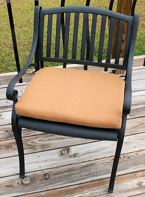 Cocoa Outdoor Dining Cushion