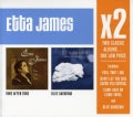 Etta James - X2 (Time After Time/Blue Gardenia)