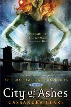 City of Ashes (Paperback)