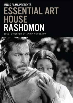 Rashomon - Essential Art House Edition (DVD)