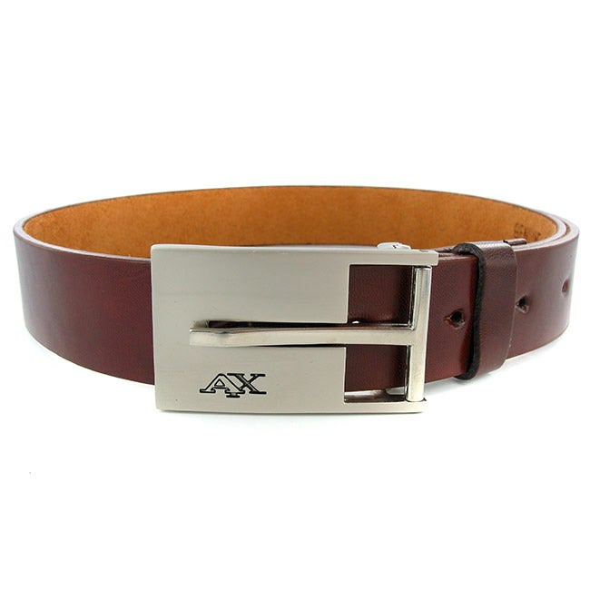 Isaaco Boy's Brown Dress Belt