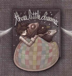 Three Little Dreams (Paperback)